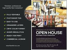 business open house flyer template business open house flyer template open house template