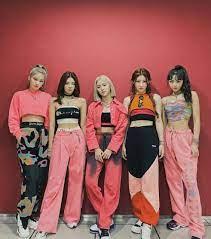 ITZY《 Not Shy 》 | Itzy, Kpop outfits, Kpop girls
