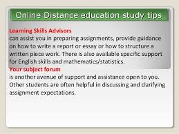 role of online learning in distance education online learning approachesonline