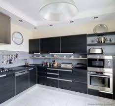 Modern black kitchen cabinets Farmhouse Modern Black Kitchen Cabinets 02 kitchendesignideasorg Home Pinterest 55 Best Black Kitchens Images Kitchen Black Black Kitchens