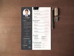 Professional Design Resume Free Sharp Cv Template With Professional Design