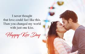 happy kiss day quotes. Modren Happy Kiss Day Images With Quotes For Happy