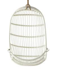 chair beautiful white rattan hanging chair ikea with rope for home furniture ideas suspended chairs