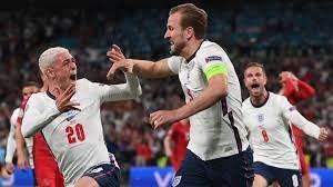 England 2-1 Denmark: Record 26.3 ...