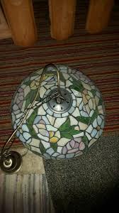 Lampe Glas Mosaik Sehr Guter Zustand 62c42cwem21946
