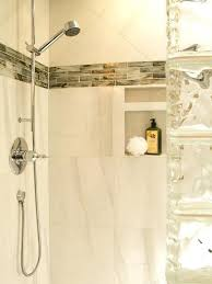 glass tile accents interesting photos of glass block showers accents glass mosaic tile at traditional bathroom