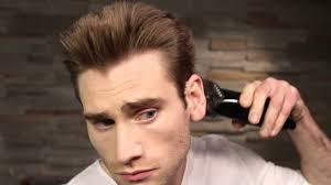Touch Control Haarschneider Der Perfekte Kurzhaarschnitt Youtube