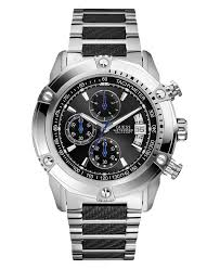 the 13 best images about watches legends ceramics guess watch men s chronograph stainless steel and carbon fiber bracelet 46mm u18507g2 guess