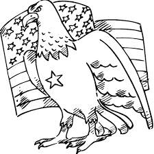 Small Picture Eagle Coloring Pages