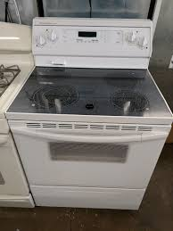 kitchenaid electric stove. kitchenaid selectra flat top electric stove kitchenaid