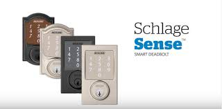 schlage locks. The Addition Of Schlage Sense Smart Deadbolt Wi-Fi Adapter Allows For Remote Control With Shlage App On IPhone. Locks O