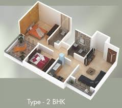 awesome 600 sq ft house plans 2 bedroom indian best of