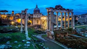 The Inn At The Roman Forum Rome | Where we are