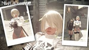 <b>2B</b> White <b>Dress</b> at NieR: Automata Nexus - Mods and Community