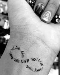 Tattoos Quotes 87 Stunning Pin By R Verona On Tats✍ Piercings Pinterest Tatting