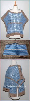 Free Crochet Poncho Pattern Unique Inspiration Ideas