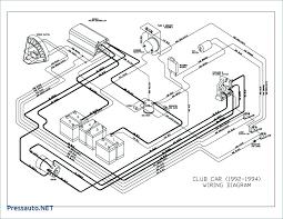 Club car golf cart wiring diagram lovely yamaha