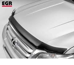 <b>EGR</b> 039341 <b>Дефлектор капота темный</b> Lexus GX