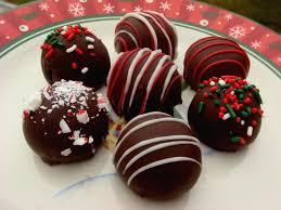christmas oreo balls. Exellent Christmas Oreo Truffles 1 Throughout Christmas Balls