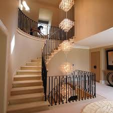 2 story foyer chandelier. Foyer Chandelier Height Image Of Cute Entryway 2 Story: Large Size Story I