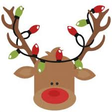 reindeer christmas clipart. Delighful Clipart Clipart Reindeer Christmas Teacher On Reindeer Christmas Clipart L