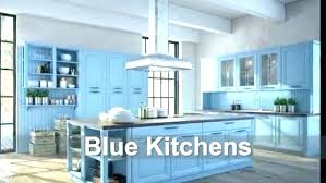 P Blue Kitchen Gallery Of Plus Grey Tile Tiles Paint Glass
