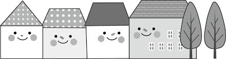家のイラスト 無料イラストフリー素材