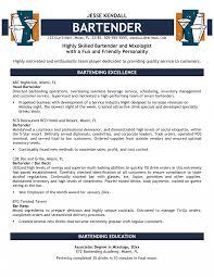 Sample Bartender Resume Club Bartender Resume Sample Examples Ideas Of Best For Form 13