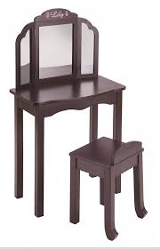 fascinating makeup vanity stool for bedroom decoration ideas sweet bedroom design ideas using dark brown