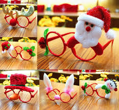 Christmas Photo Frames For Kids Funny Christmas Ornaments Glasses Frames Evening Party Toy Kids Xmas Gifts Decor For Party Boy Toys For Christmas Top Ten Xmas Toys From Ture_beauty