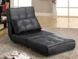 oversized foam chair fold out bed