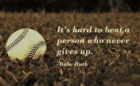 Baseball Quotes Enchanting Inspirational Baseball Quotes Mr Quotes