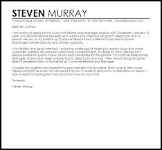 Resume Service Manager Cover Letter Examples Best Inspiration For