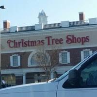 Photo taken at Christmas Tree Shops by Jacki B. on 4/1/2014 ...