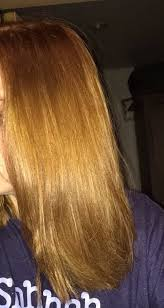 getting hair color back to natural