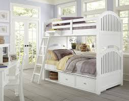House Bunk Bed White Bunk Bed Lake House Kids Only Furniture