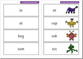 Image result for real and pseudo words ks1