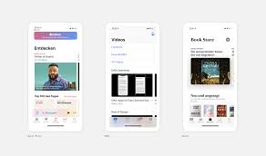 Mobile App Ui Design Trends 2019 State Of Mobile App Design 2019 Ux Collective