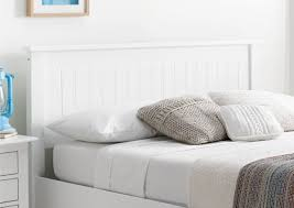 Ottoman For Bedroom New England Soft White Wooden Ottoman Storage Bed Painted Wood