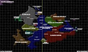 Cleaning Up Stellar Cartography Or Fucking Star Trek Maps
