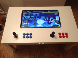 Raspberry Pi Game Cabinet Raspberry Pi O View Topic My Pi Arcade Coffee Table