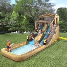 Back Yard Water Slide Jumper Rental For 25000  Jump 4 AdanWater Slides Backyard