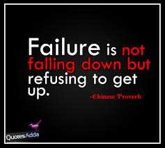 Love Failure Motivational Quotes In English With Is Not Falling Down