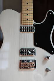 new cabronita telecaster the gear page i did replace the block saddles callaham saddles to get that twang back though the block saddles that come the fender standard hardtail bridge
