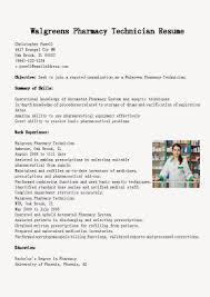 Resume Paper Walgreens Walgreens Resumes Enderrealtyparkco 5