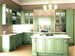 green painted kitchen cabinets. Green Painted Kitchen Cabinets Chalk Paint Little Greene .
