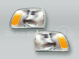 1991 Toyota Pickup Corner Light Depo Corner Lights Parking Lamps Pair 1991 1997 Toyota Previa