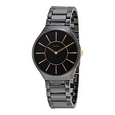 rado true black ceramic men s watch r27741152 true rado rado true black ceramic men s watch r27741152