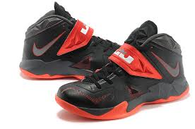 lebron zoom soldier 7. lebron nike zoom soldier vii(7) miami heat away-2 7 h