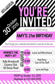 216 Best Adult Birthday Party Invitations Images Adult Birthday